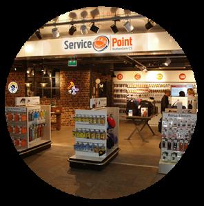 Servicepoint Rotterdam CS