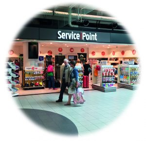 Servicepoint Schiphol