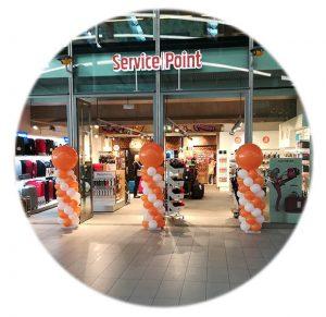 Servicepoint Utrecht